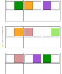 2-quadrate-einfarbig