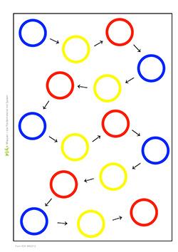 formenkette-kreis-3-farben