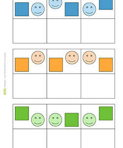 quadrat-kreis-3-farben-einfarbig